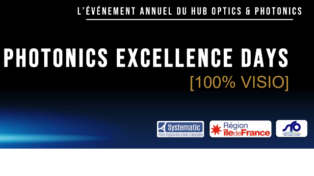 Photonics Excellence Days 2020